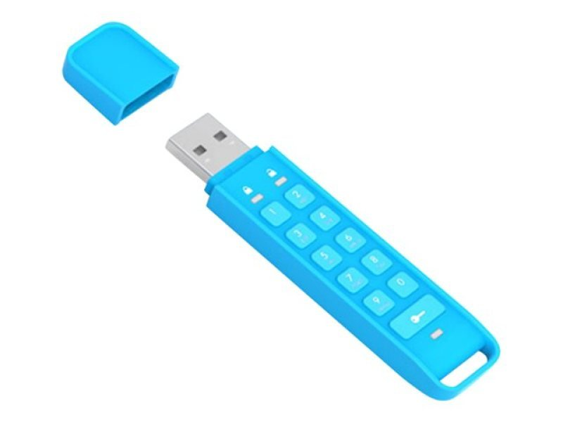 IStorage 8GB datAshur Personal 256-bit USB Flash Drive