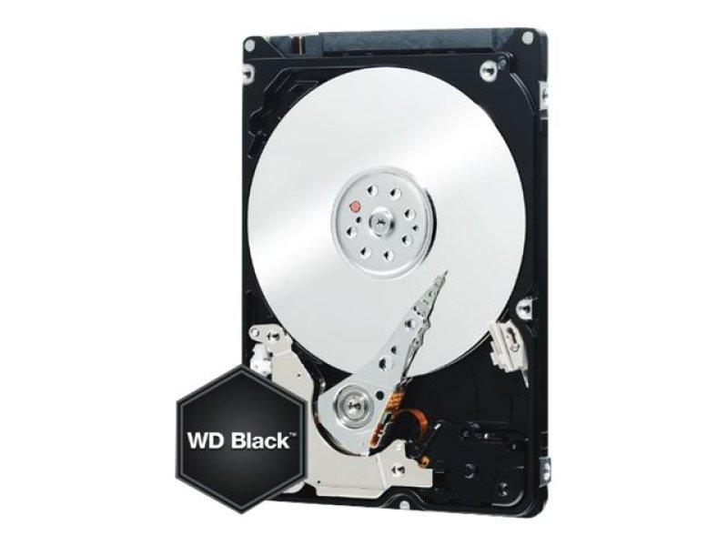 "WD Black 250GB 2.5"" SATA Mobile Hard Drive"