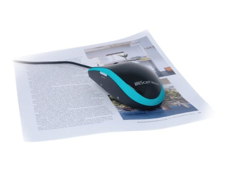 IRIScan Mouse Scanner and Mouse All-in-one