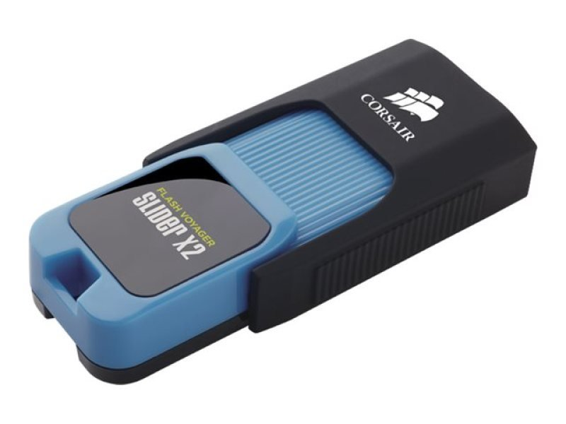 Corsair 32GB USB 3.0 Flash Voyager Slider X2 Flash Drive