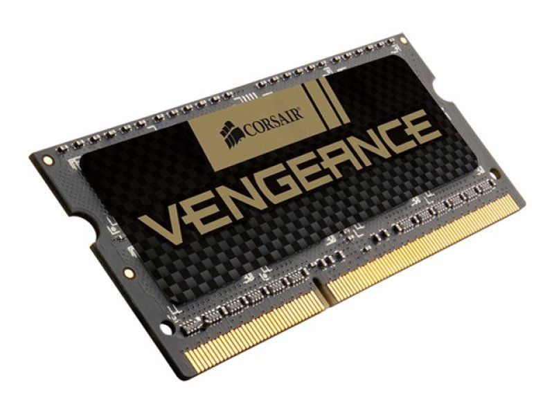Corsair Vengeance 8GB (2 X 4GB) Memory Module PC3-12800 1600MHz DDR3 (Sodimm)