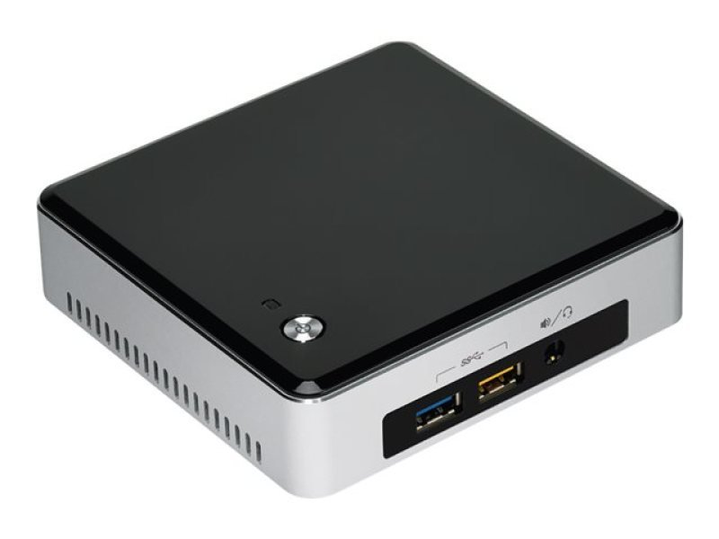 intel nuc kit nuc5i5ryk intel core i5 5250u barebone ebuyer. Black Bedroom Furniture Sets. Home Design Ideas