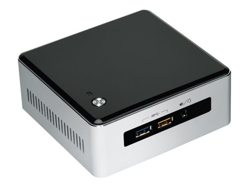 intel nuc kit boxnuc5i5ryh intel core i5 5250u barebone ebuyer. Black Bedroom Furniture Sets. Home Design Ideas