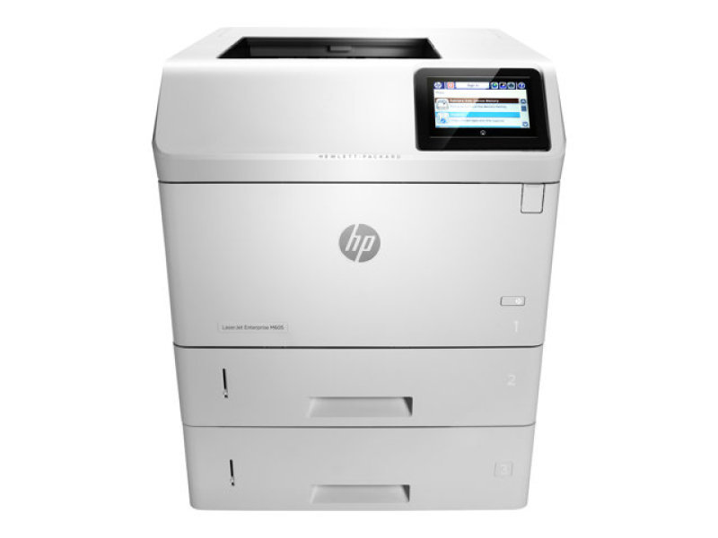 HP LaserJet Enterprise M605x Mono Laser Printer