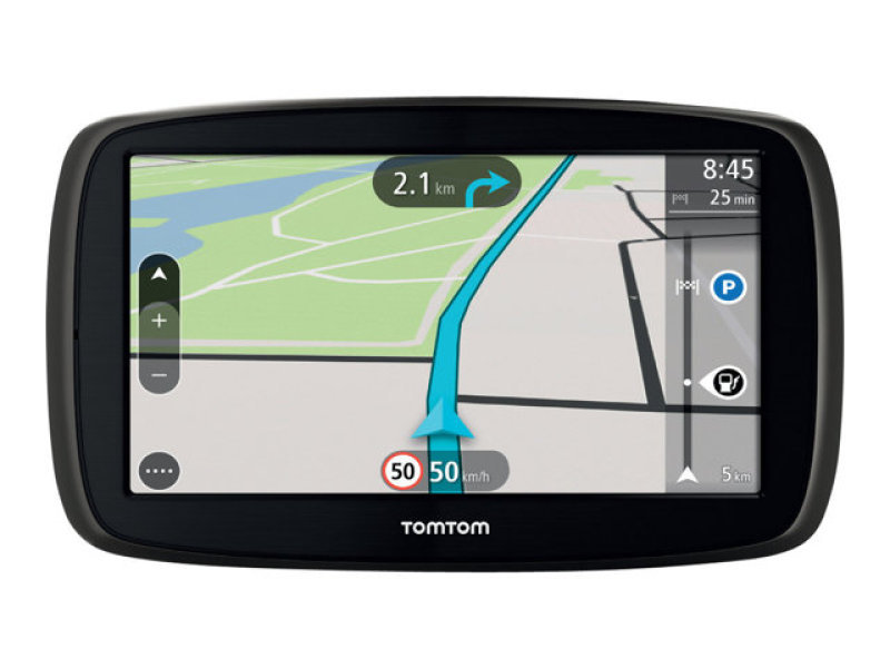 TomTom Start 50 Sat Nav UK & ROI Mapping