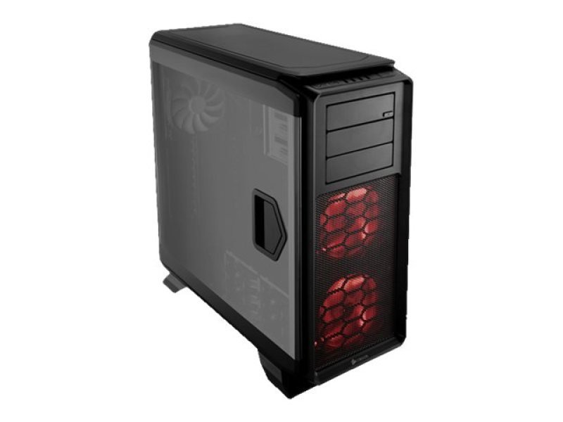 Corsair Graphite 760t Windowed Full Tower Gaming Case (black)