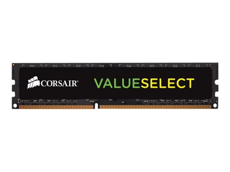 Corsair Value Select 8GB Module DDR3L 1600MHz 1.35v Standard Dimm