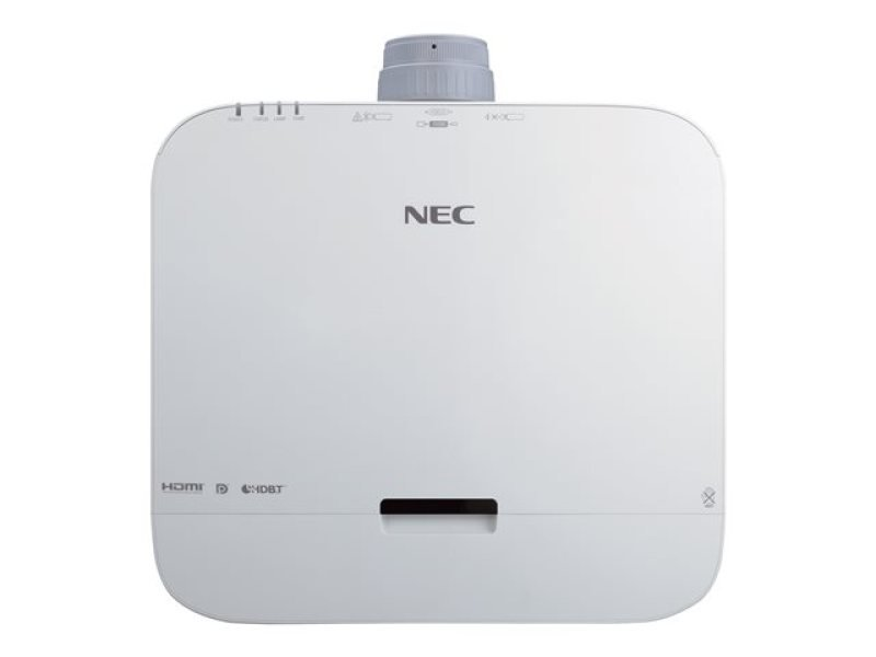 NEC PA572W WXGA Lcd Technology Install Projector - 5,700 Lms