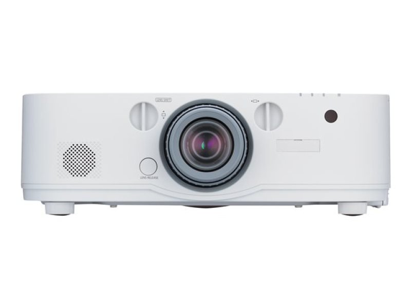 NEC PA672W WXGA Lcd Technology Install Projector - 6,700 Lms