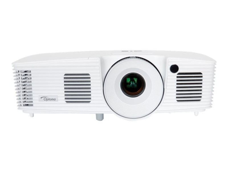 Optoma W402 WXGA Dlp Meeting Room Projector - 4,500 lms