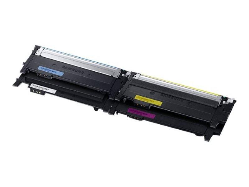 Samsung CLT-P404C Rainbow (CMYK) Multi-Pack Toner Cartridges