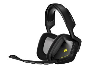 Corsair Gaming VOID Wireless RGB Dolby 7.1 Comfortable Gaming Headset- Carbon