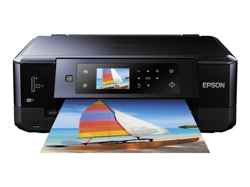 Epson Expression Premium XP630 All in One Inkjet Printer  Black