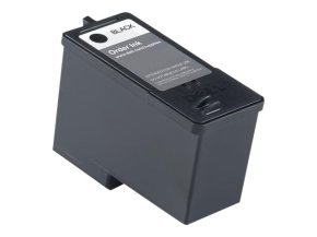 Dell 966 968 Standard Black Ink Cartridge - Kit