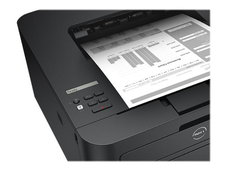 Dell E310dw A4 Wireless Mono Laser Printer with duplex