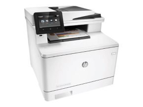 Hp M477fdn Laserjet Pro Multifunction Colour Laser Printer