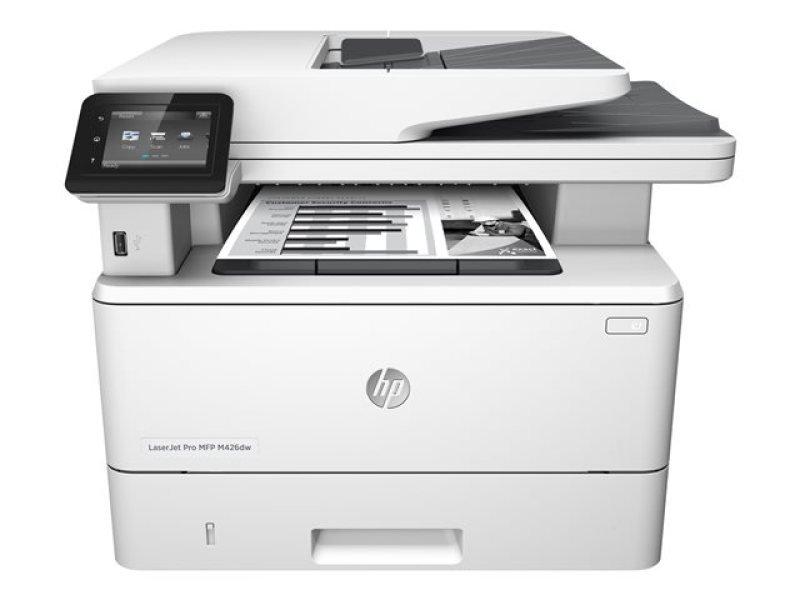Image of HP Laserjet Pro 400 M426dw Multifunction Mono Laser Printer