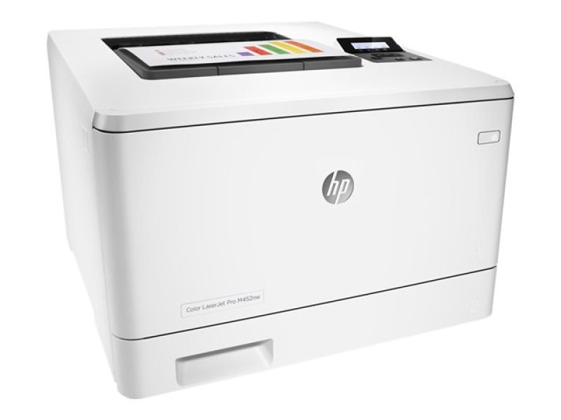 HP M452nw Laserjet Pro Wireless Colour Laser Printer