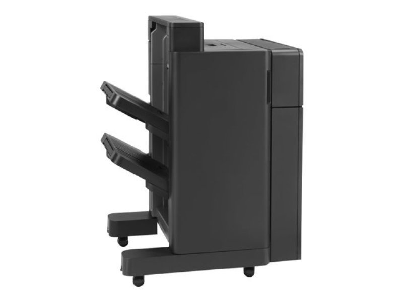 Hp Laserjet Stapler And Stacker With 2-4 Hole Punch :eu Multilingual Localization