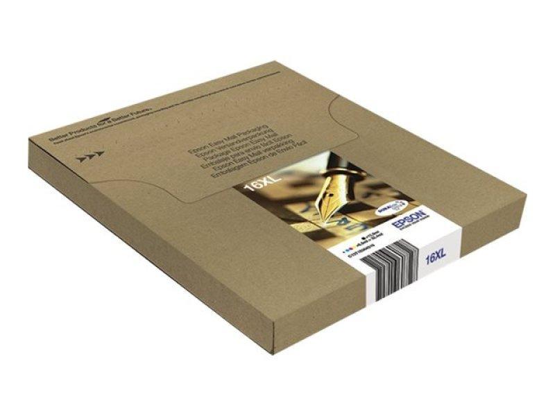 epson 16xl colour multipack ink cartridges ebuyer. Black Bedroom Furniture Sets. Home Design Ideas