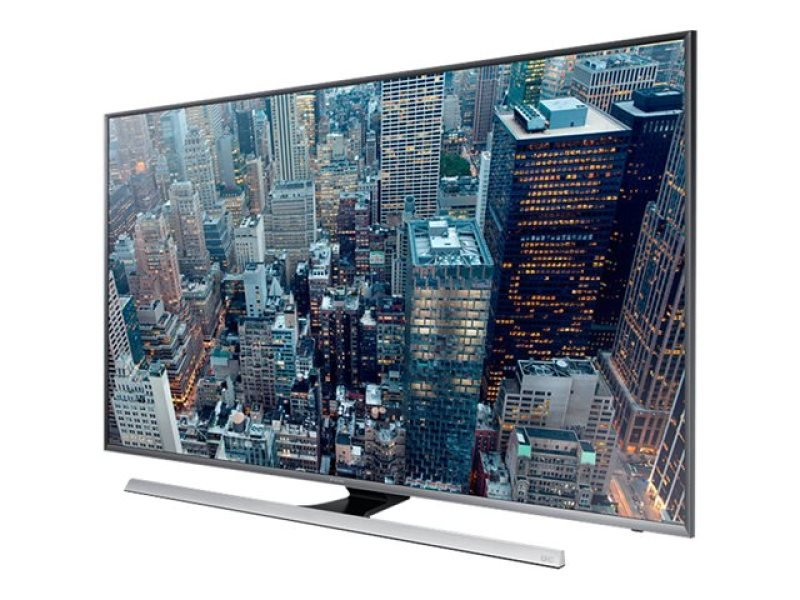 "Image of Samsung 40"" Ultra Hd 3d Smart Led Tv 3840 X 2160 Resolution Black 4 X Hdmi"