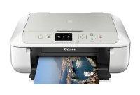 Canon PIXMA MG5750 Multi-Function Inkjet Printer - White Version