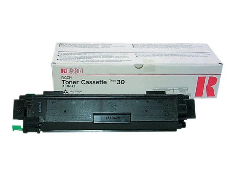 AD 430351 Fax Toner blk 5k *box damage*