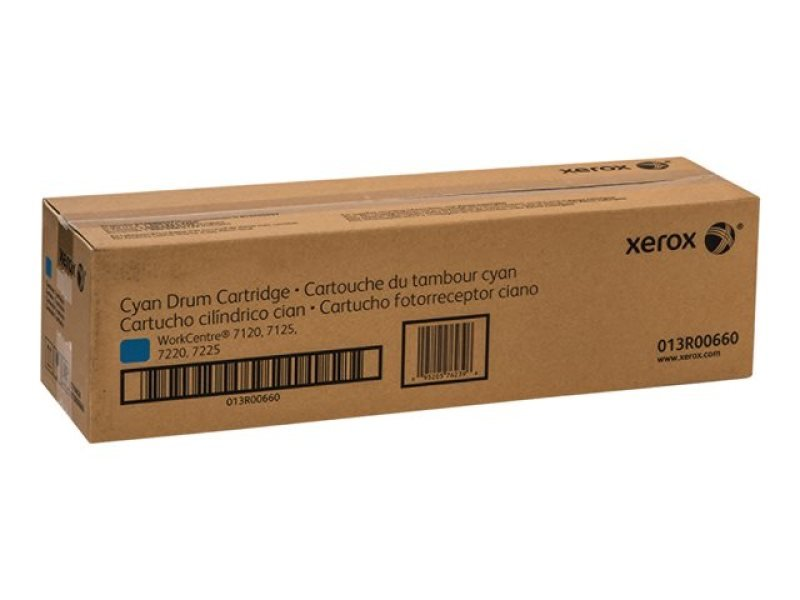 Xerox Workcentre 7120 Cyan Drum Cartridge