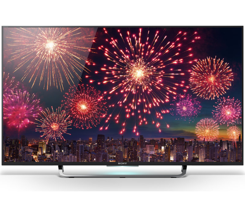 Image of Sony Bravia Kd43x8305cbu 43 Inch Smart Ultra Hd 4k Led Tv 800hz 4k X-reality Pro Freeview Hd Android Tv Wifi