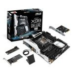 Asus X99-DELUXE/U3.1 Socket 2011-v3 8 Channel Audio ATX Motherboard