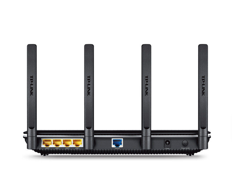TP-Link C2600 Dual Band Wireless Gigabit Router