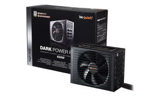 Be Quiet! 650W Modular PSU - BN251 Dark Power Pro 11