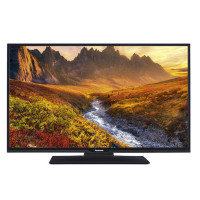 "Panasonic 32"" Black Hd Ready Led Tv With Freeview 1366 X 768 2x Hdmi And 1x U"