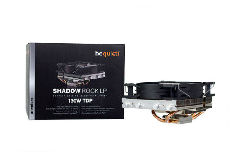 BeQuiet Shadow Rock LP Cooler
