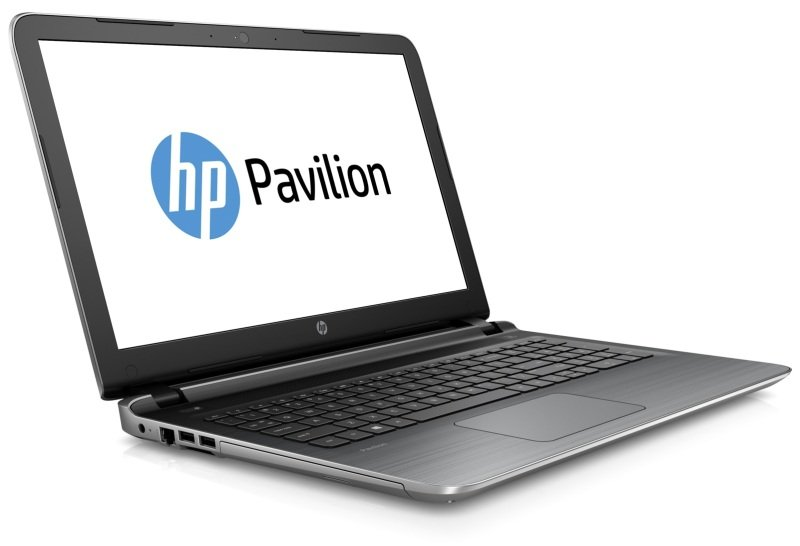 "Image of HP Pavilion 15-ab205na Laptop, Intel Core i5-5200U 2.2GHz, 8GB RAM, 1TB HDD, 15.6"" LED, DVDRW, NVIDIA 940M, Webcam, Bluetooth, WIFI, Windows 10 Home 64bit"