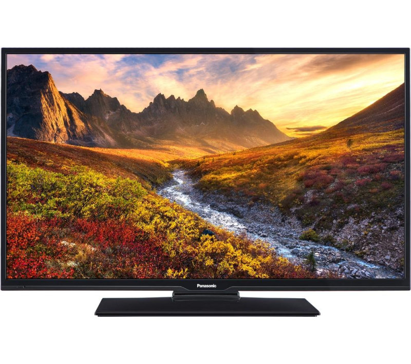 "Image of 40"" Black Full Hd Led Tv With Freeview 1920 X 1080 2x Hdmi And 1x U"