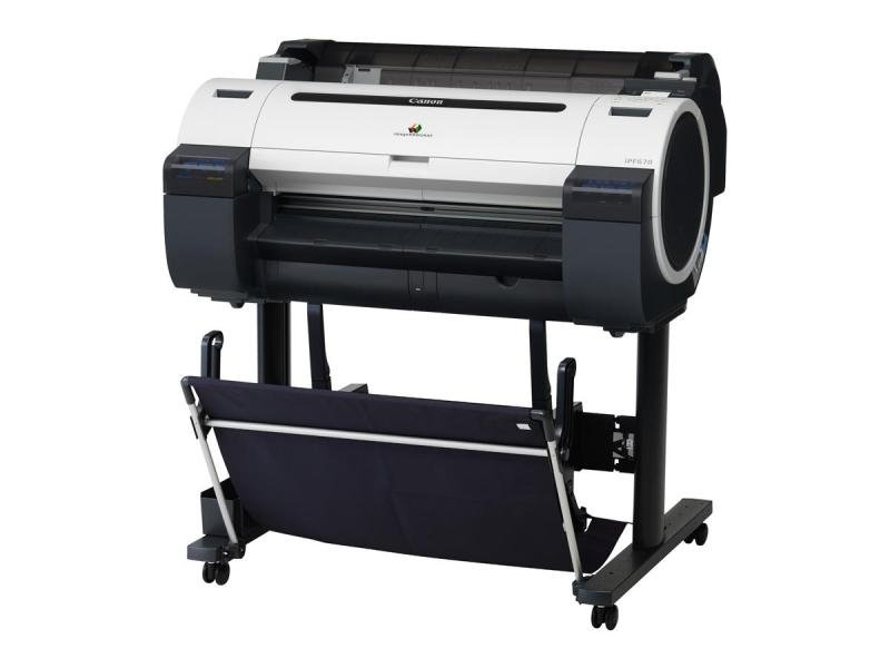 Canon imagePROGRAF iPF670 A1 Large Format Printer