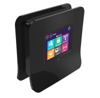 Securifi Almond 2015 : (3 Minute Setup) Long Range Touchscreen Wireless Router / Range Extender + Home Automation Hub (Zigbee)