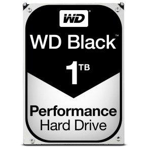 """WD Black 1TB 3.5"""" SATA Desktop Hard Drive"""