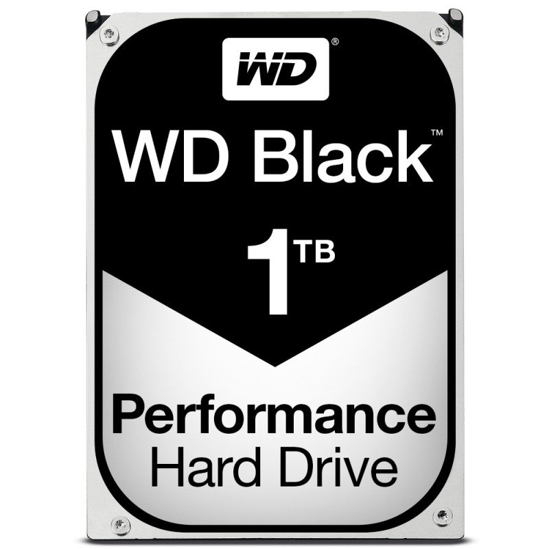 "WD Black 1TB 3.5"" SATA Desktop Hard Drive"