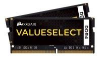 Corsair 16GB (2x8GB) DDR4 SODIMM 2133MHz C15 Memory Kit