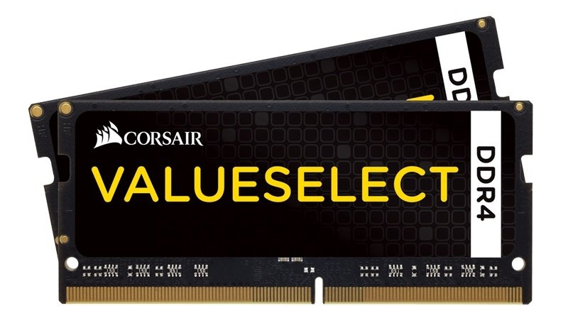 Corsair 16GB (2x8GB) DDR4 SODIMM 2133MHz C15 Memory Kit