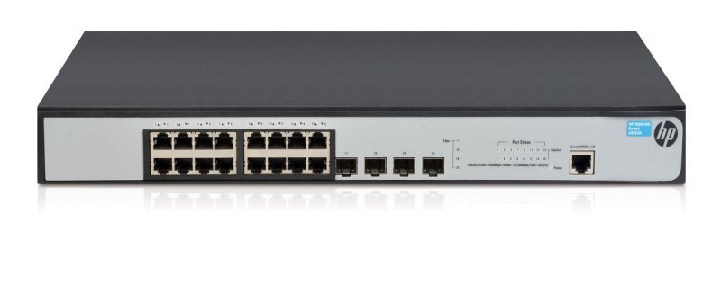 HPE 1920-16G 16 ports Managed Switch