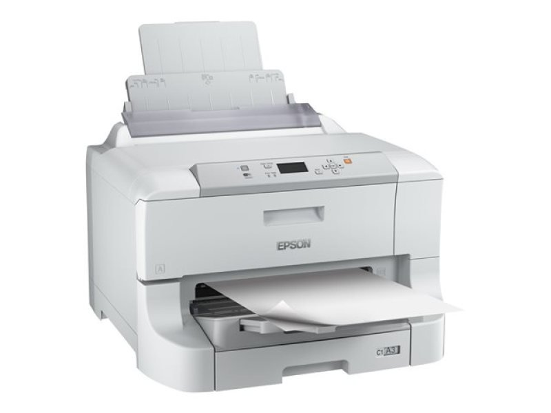 Epson Workforce Pro WF-8090DW A3 Wireless Colour Inkjet Printer with Duplex Printing