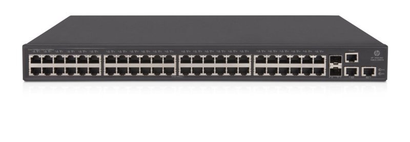 HPE 1950-48G-2SFP+-2XGT 48 ports Managed Switch