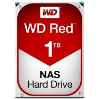 "WD Red 1TB 3.5"" SATA NAS Hard Drive"