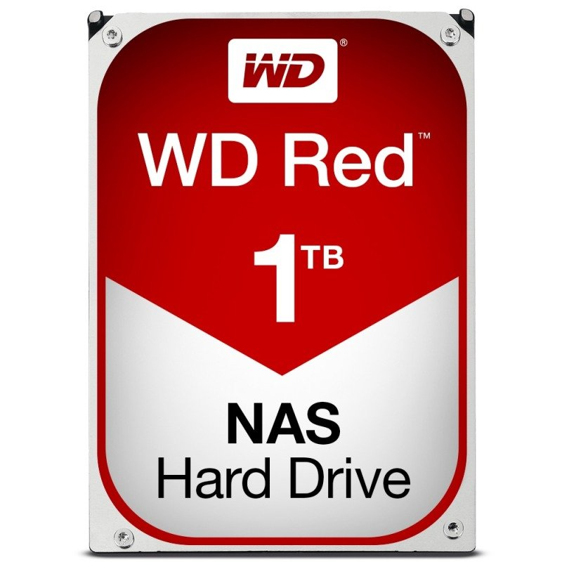 WD Red 1TB 3.5&quot SATA NAS Hard Drive