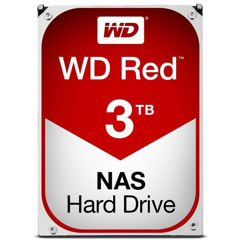 WD Red 3TB 3.5&quot SATA NAS Hard Drive