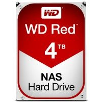 "WD Red 4TB 3.5"" SATA NAS Hard Drive"