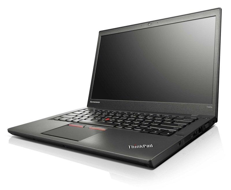 Lenovo ThinkPad T450 Laptop Intel Core i75600U 2.6GHz 8GB RAM 256GB SSD 14&quot HD NoDVD Intel HD WIFI Webcam Bluetooth Windows 7  8.1 Pro Flyer 64bit